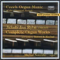 Complete organ works (CD)